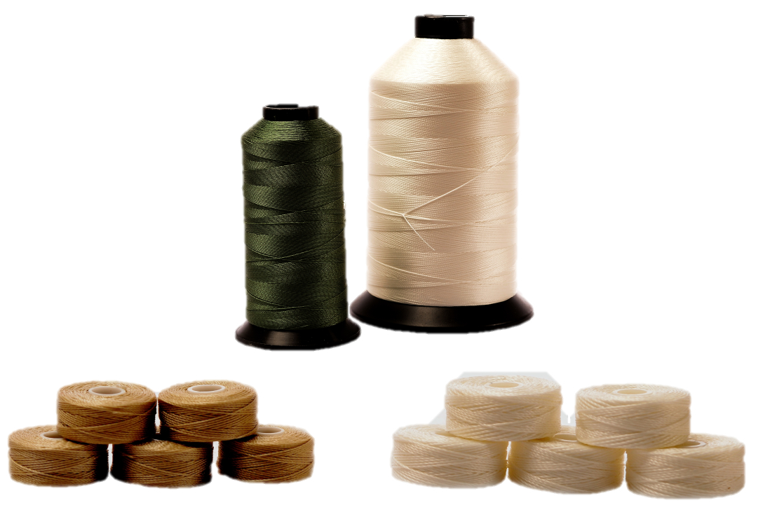 Bonded Polyester Thread and Bobbins